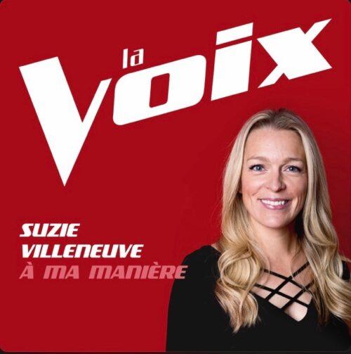 À ma manière Suzie Villeneuve