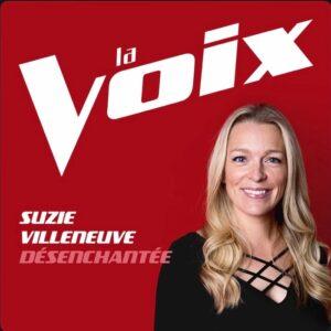 Désenchantée Suzie Villeneuve